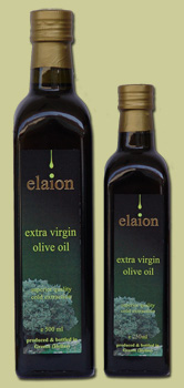 elaion greek olive oil plastic pet